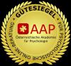 AAP Gütesiegel psychologische online-Beratung